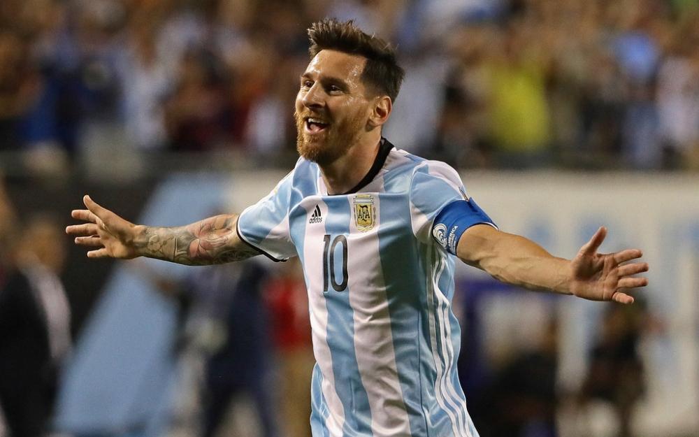 Messi Argentine-Panama